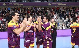 Les Nantais sont qualifiés pour le Final Four.