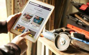 Le site internet pretik.org propose aux internautes de se prêter des objets plutôt que de les louer ou les acheter.