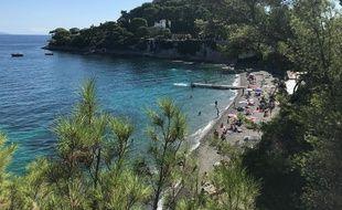 Paloma Beach à Saint-Jean-Cap-Ferrat est l'une des dix plages de France les plus instagramées.