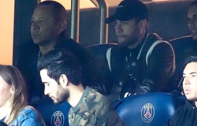 Neymar suspendu pour les trois prochains matchs de Ligue des champions avec le PSG