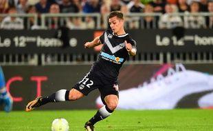 Nicolas De Préville n'a toujours pas inscrit un but sous les couleurs bordelaises.