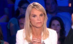 Vanessa Burggraf, samedi 27 août sur France 2