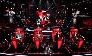 M. Pokora, Zazie, Mika et Florent Pagny sont les coachs de la saison 6 de «The Voice».
