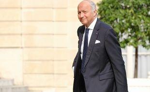 Laurent Fabius, président du Conseil constitutionnel, en 2019.