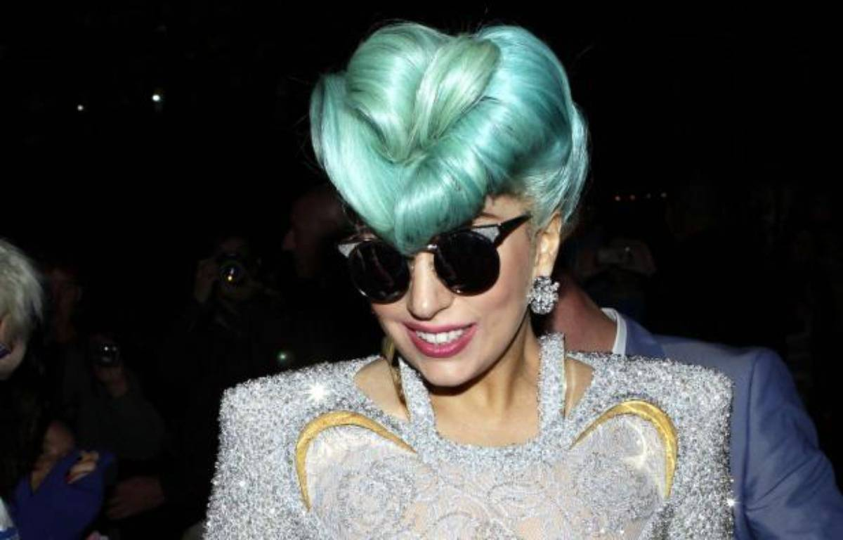 Lady Gaga le 18 juin2012. – Noel Kessel/Newspix/SIPA