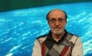 L'exobiologiste du Cnes Michel Viso.