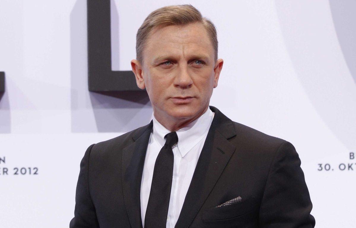 Daniel Craig, interprète de James Bond, en octobre 2012, à Berlin. – THOMAS BARTILLA/DDP IMAGES EDITORIAL/SIPA