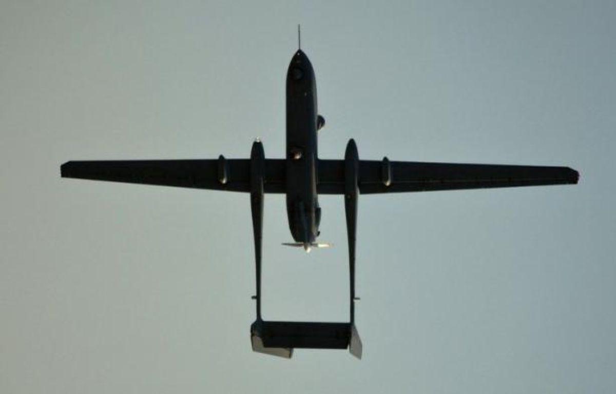 Des chercheurs américains ont choisi les ruines de Mawchu Llanta dans les Andes péruviennes pour essayer un drone (avion télécommandé) en miniature qui peut y réaliser en quelques minutes une étude cartographique en trois dimensions. – Jack Guez afp.com