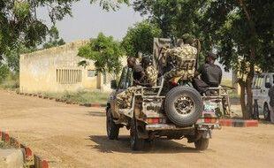 Des soldats nigérians (image d'illustration).