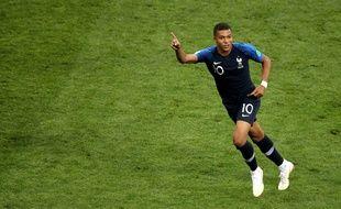 Le numéro 10 de l'équipe de France a marqué un but durant la finale.