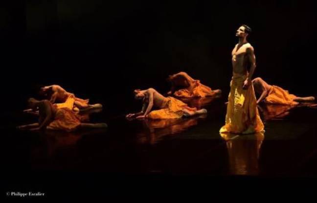 Le ballet Dream par la compagnie Julien Lestel