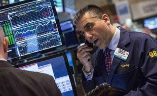 Courtage à la Bourse de New York