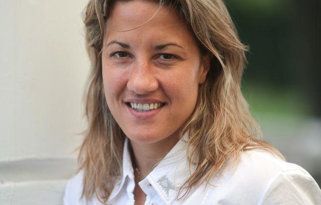 Myriam LAMARE ancienne championne de boxe.