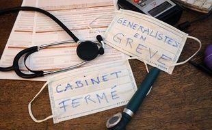 Les médecins généralistes fermeront leur cabinet, pour cause de grève.