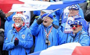 Ils sont là nos supporters français