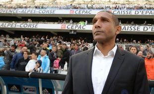 Frank Passi à Marseille le 24 avril 2016