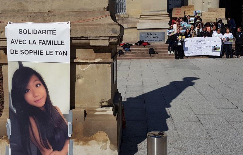 Affaire Sophie Le Tan : « Dites-nous la vérité sur son sort », demande le père de la victime à Jean-Marc Reiser