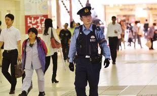 Un policier japonais (illustration).