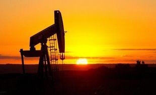 Un puits de pétrole près de Tioga, dans le Dakota du Nord, le 21 août 2013