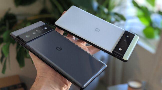 Prise en mains : Les promesses à confirmer de Google avec les Pixel 6 et 6 Pro