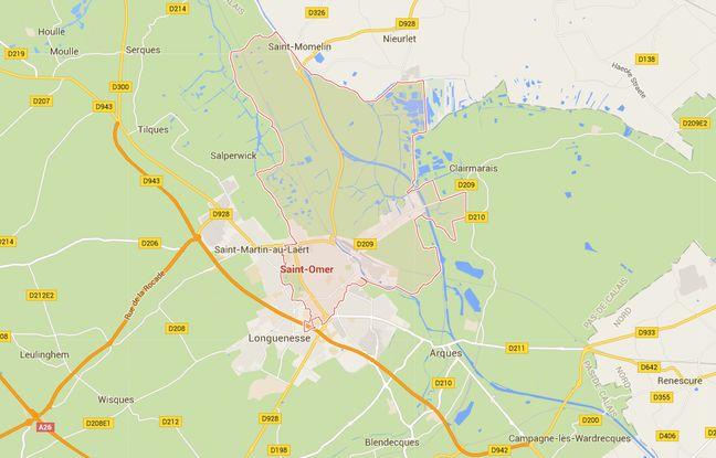 Saint-Omer (Pas-de-Calais).