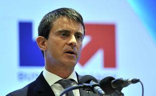 Manuel Valls le 25 juin 2015.
