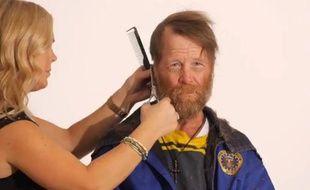 La métamorphose du vétéran Jim Wolf en vidéo.