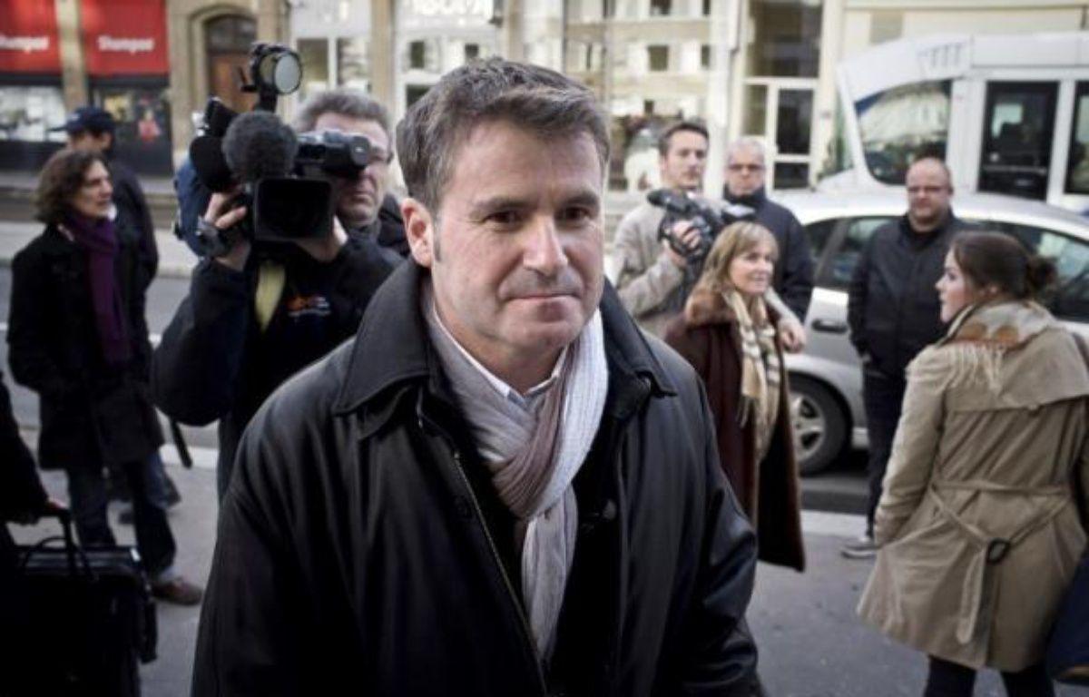 """Le géant américain Monsanto a été jugé """"responsable"""", lundi à Lyon, de l'intoxication à l'herbicide en 2004 d'un agriculteur français, ouvrant la voie à des dommages-intérêts, ce qui constitue une première en France. – Jean-Philippe Ksiazek afp.com"""