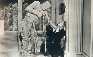 Heureusement, l'image des momies s'est un peu modernisée.