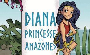Le comics «Diana, princesse des Amazones» raconte les jeunes années de la future Wonder Woman sur son île de Themyscira