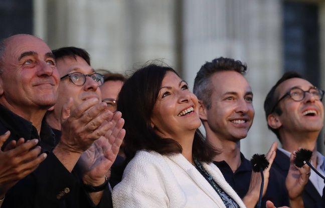 Résultats des municipales 2020 à Paris: Zéro stress et grands sourires... Hidalgo rempile en laissant la concurrence sur le carreau