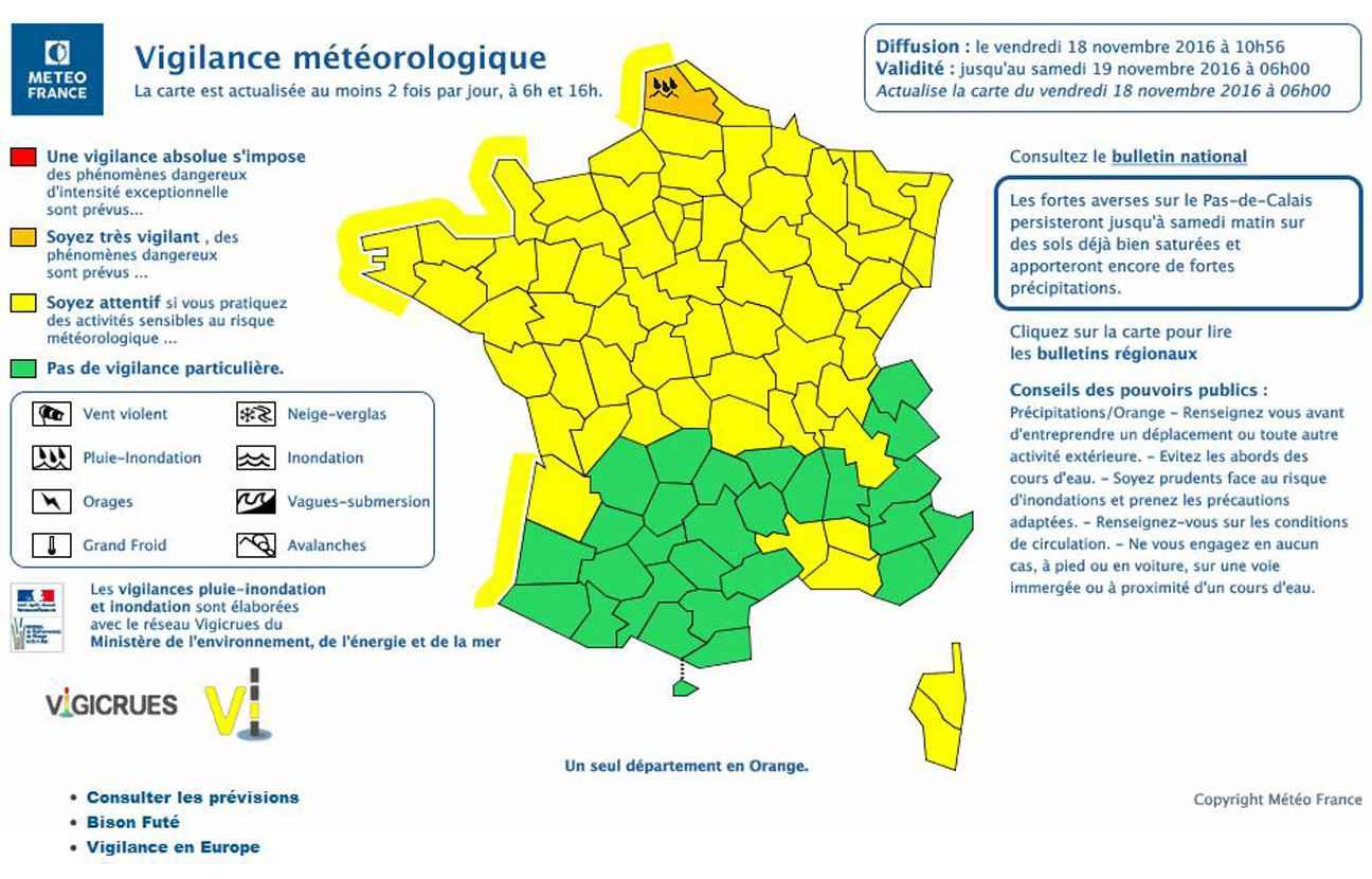 Bretagne. Premier fort coup de vent ce week-end