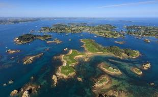 L'archipel de Bréhat.