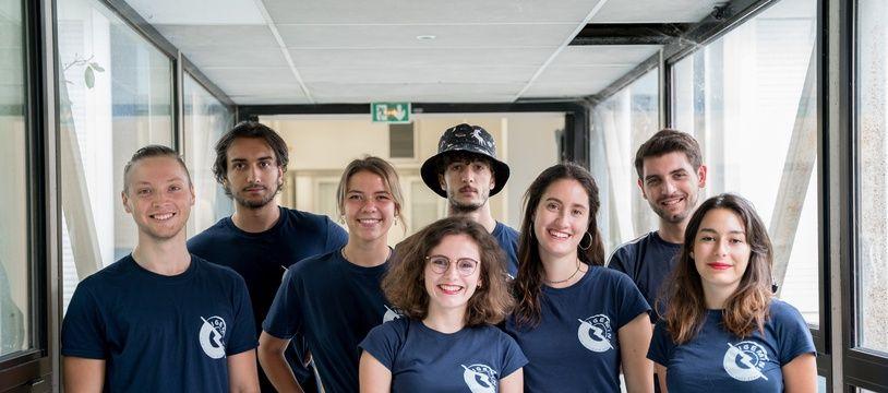 L'équipe toulousaine est arrivée deuxième au concours de l'iGEM2020.