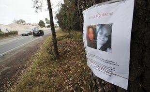 Des affiches avaient été placardées sur l'île d'Oléron pour retrouver l'adolescente.