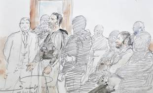 Sofien Ayari et Salah Abdeslam sont suspectés d'avoir participé à la fusillade survenue le 15 mars 2016 lors de la perquisition d'un appartement où ils logeaient.
