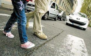 Le nombre de piétons tués par des automobilistes a augmenté de 89% en une année.