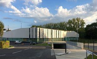 La nouvelle cuisine centrale de Lille.