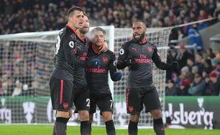 Sanchez permet à Arsenal de rester accroché au big four.