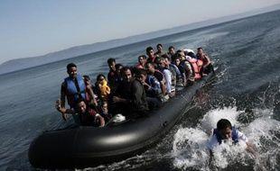 La présidence turque du G20 a annoncé son intention d'inscrire la crise des migrants qui frappe l'Europe au menu de son sommet des chefs d'Etat et de gouvernement en novembre