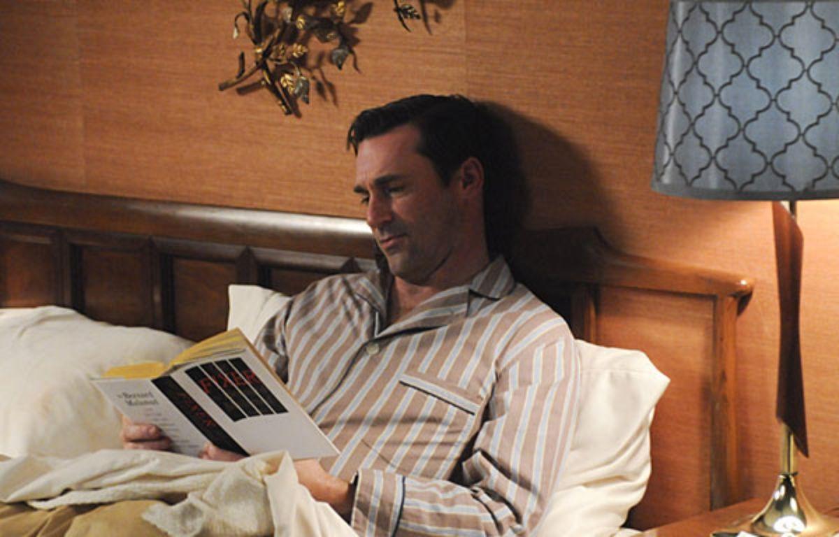 Quel livre offrir à Don Draper pour cet hiver?  – Mad Men/AMC