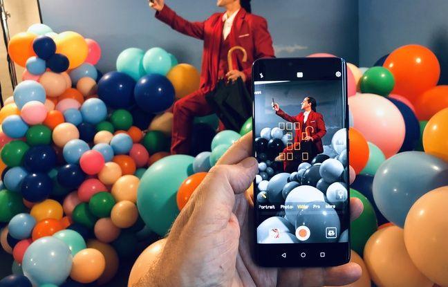 Un étonnant mode vidéo nommé AI Portrait Color.