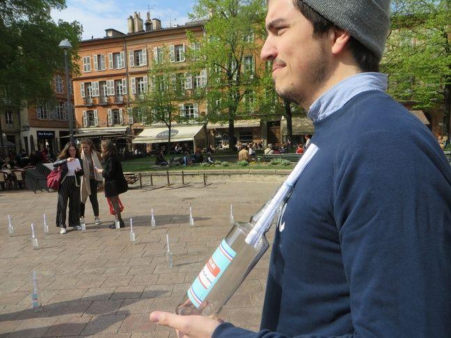 Laurent Maffre distribue ses premières