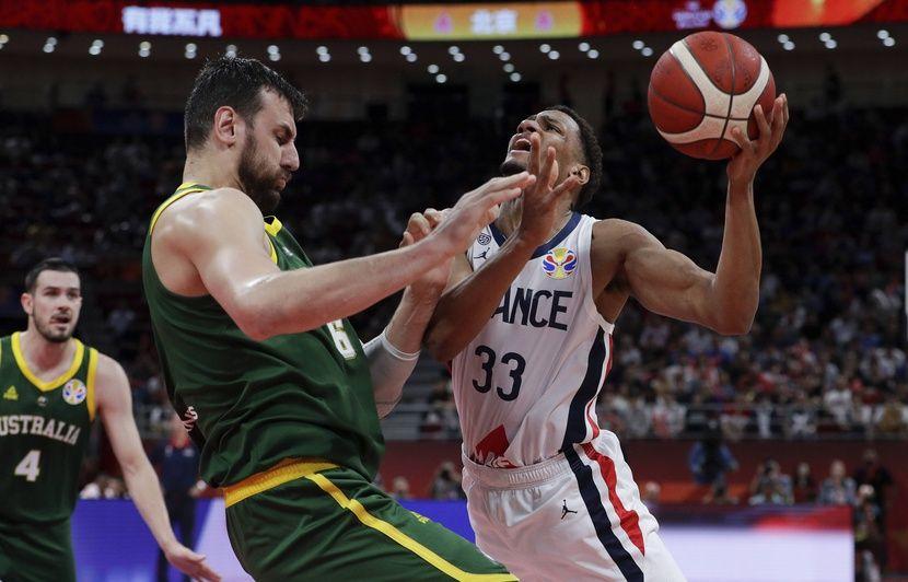 Basket : Revenu en Europe, l'international français Axel Toupane n'est « pas obsédé par la NBA »