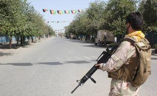 Des affrontements ont encore eu lieu, fin août, entre Talibans et forces afghanes dans le nord u pays, dans la province de Kunduz.