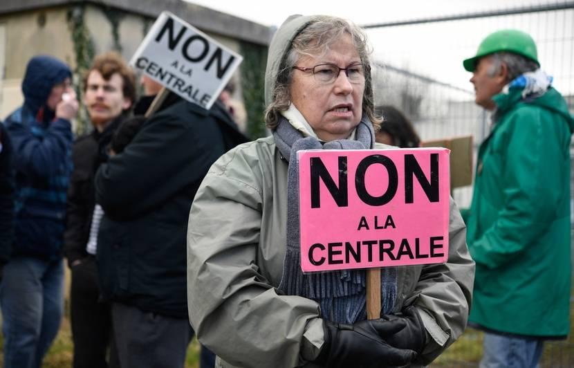 Finistère: La centrale à gaz est commandée, les opposants restent mobilisés