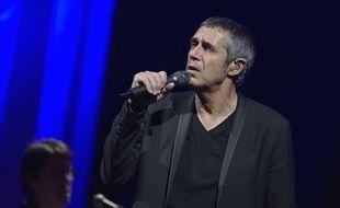 Le chanteur Julien Clerc à Paris, le 6 juillet 2017.