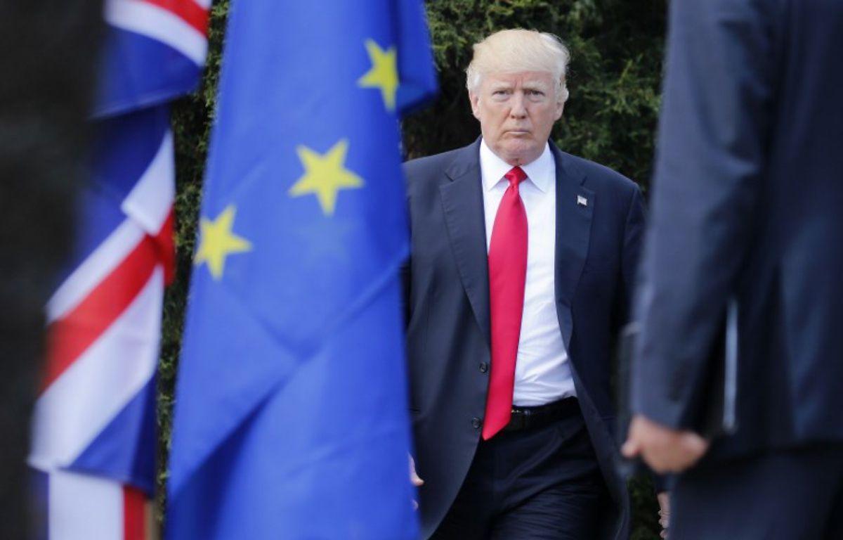 Les dirigeants du G7 ont reconnu samedi leur incapacité à trouver un terrain d'entente avec les Etats-Unis sur la lutte contre le réchauffement climatique. – JONATHAN ERNST