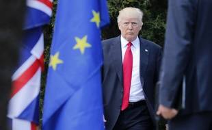 Les dirigeants du G7 ont reconnu samedi leur incapacité à trouver un terrain d'entente avec les Etats-Unis sur la lutte contre le réchauffement climatique.