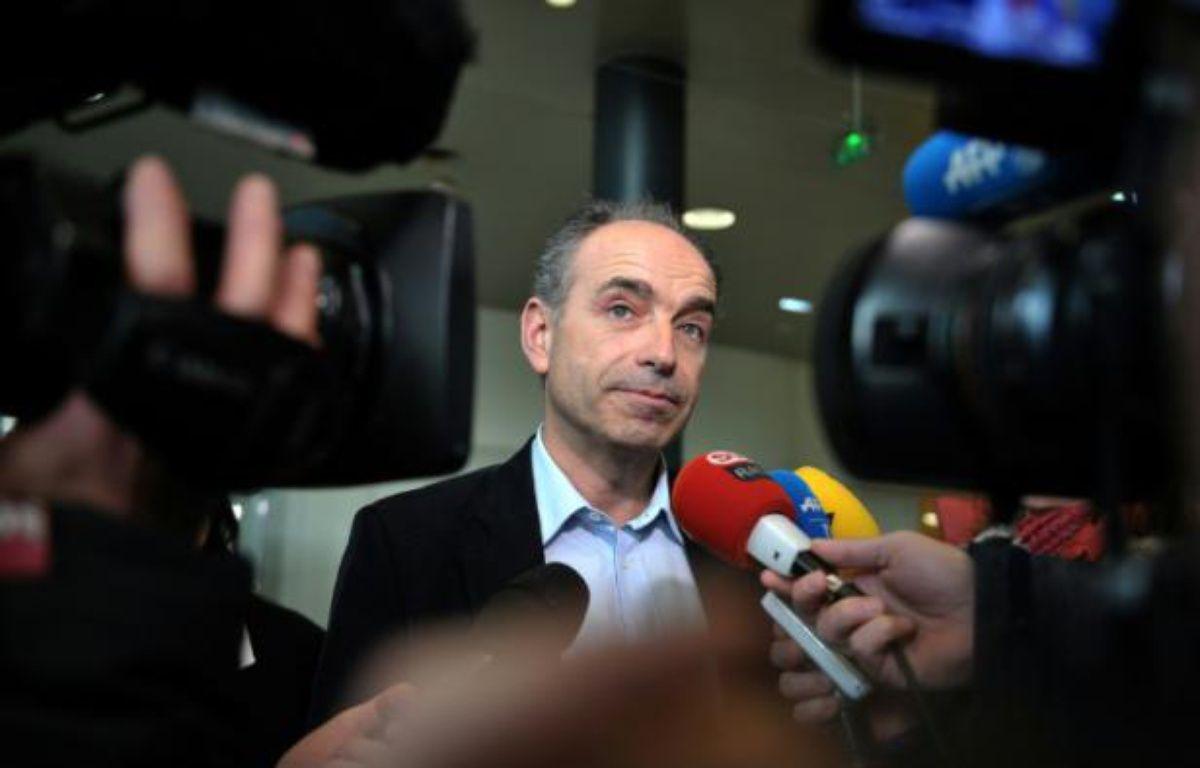 Jean-Francois Copé le 20 janvier 2016 à Lille – François LO PRESTI AFP